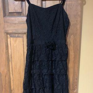 Black Cocktail Dress 👗 🍹